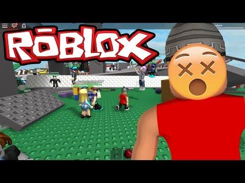 Roblox - Desafio Mortal ( Natural Disaster Survival )