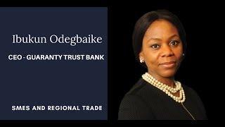 Ibukun Odegbaike, CEO-GT Bank on Kenya Bankers Association #CEOChat, Promo