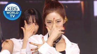 WJSN(우주소녀) - Alligator & Boogie Up [Music Bank / 2019.06.28]