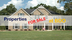 Properties For Sale at BDO - PROMO with Big Discount