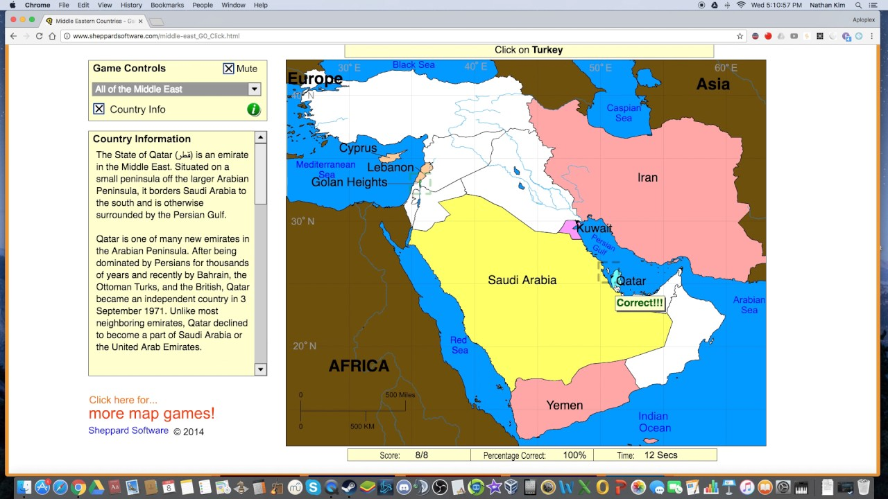 sheppard software middle east 100 27 sec