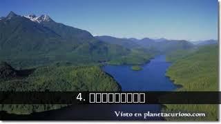 最も長い川の世界