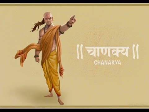 Chanakya- Indian teacher, philosopher & political advisor