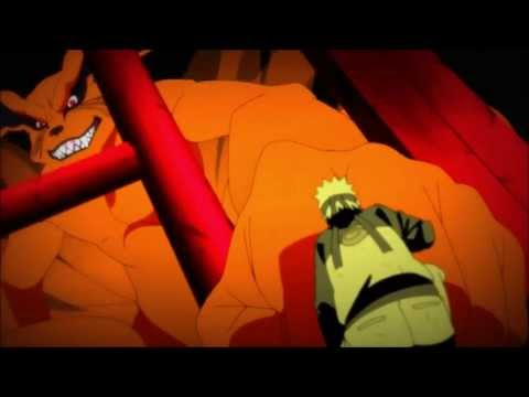 Naruto and Kurama AMV  ♥Heart of Courage ♥