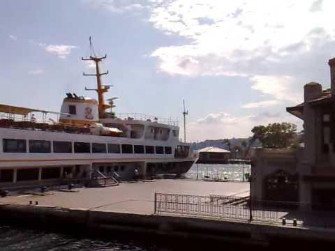Istanbul Boat Trip Turkey August 2009