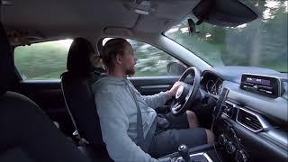 Gute Laune  im Auto