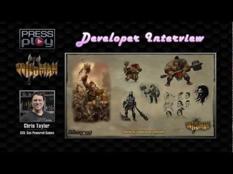 Wildman Developer Interview w/ Chris Taylor