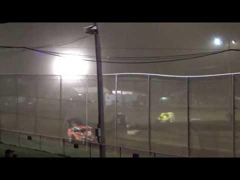 Mercer Raceway Park Mod Feature