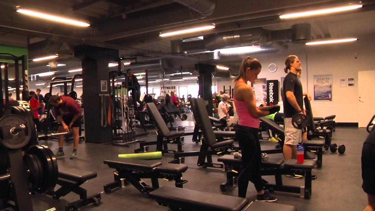 fitness kun for kvinder
