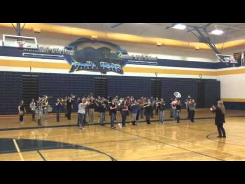 Standish Sterling Central Marching Band