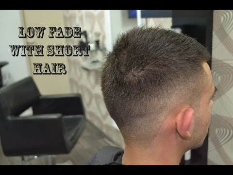 low-fade-with-short-hair---men's-haircut