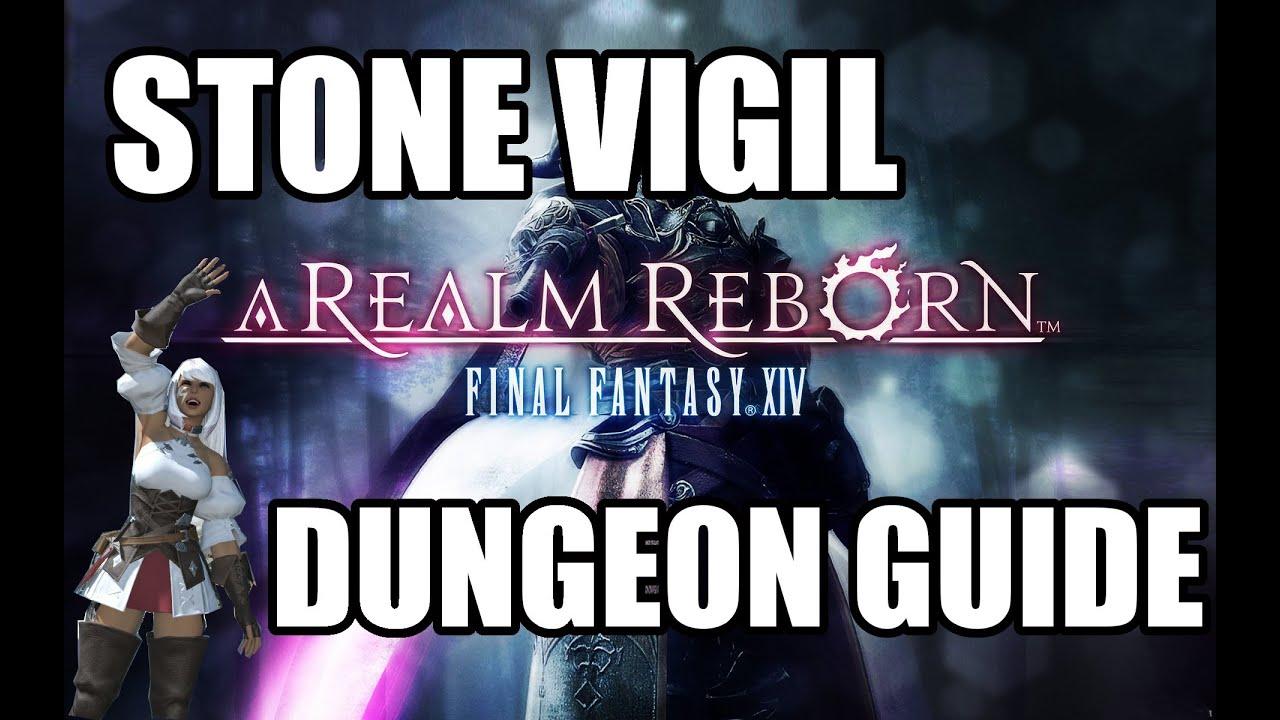 The Stone Vigil - Final Fantasy XIV A Realm Reborn Wiki - FFXIV