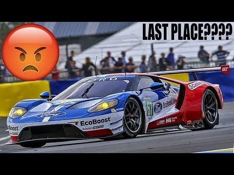 They Screwed The Ford Gt At Le Mans