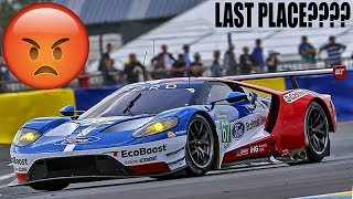 They SCREWED the FORD GT at Le Mans 2017
