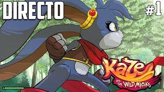 Vídeo Kaze and the Wild Masks