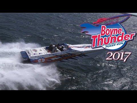 Boyne Thunder 2017 Official Event Video