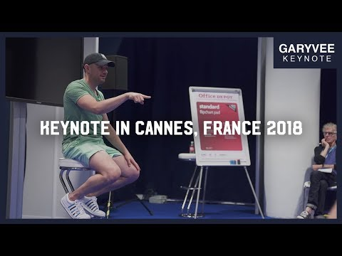 Surprise! Your TV Is Dead | Keynote With Young Creatives in Cannes, France 2018 Mp3