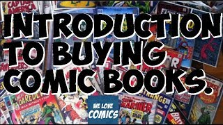 Tips for Buying comic books (Beginners guide). Will also help more advanced collectors as well...