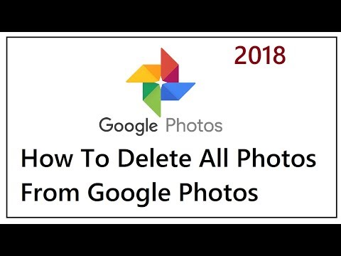How to delete pics from google cloud