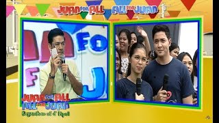 Eat Bulaga  October 19, 2017 (FULL) Juan for All - All for Juan Sugod Bahay HD
