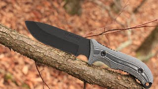 NEW! Schrade SCHF36M Full Tang Fixed Blade Knife – Best Full Tang Survival Knife