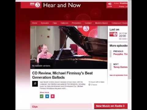Michael Finnissy's Beat Generation Ballads 2