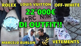 Quanto COSTA il tuo OUTFIT a Natale? [22'000€ OUTFIT!!!]