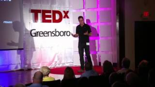 Act, ask, adapt: Troy McConnell at TEDxGreensboro
