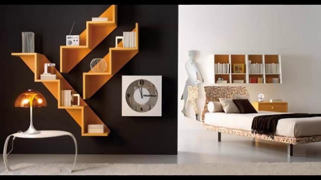 Ideas De Estanterias Para Dormitorio Youtube - Estanterias-para-dormitorios