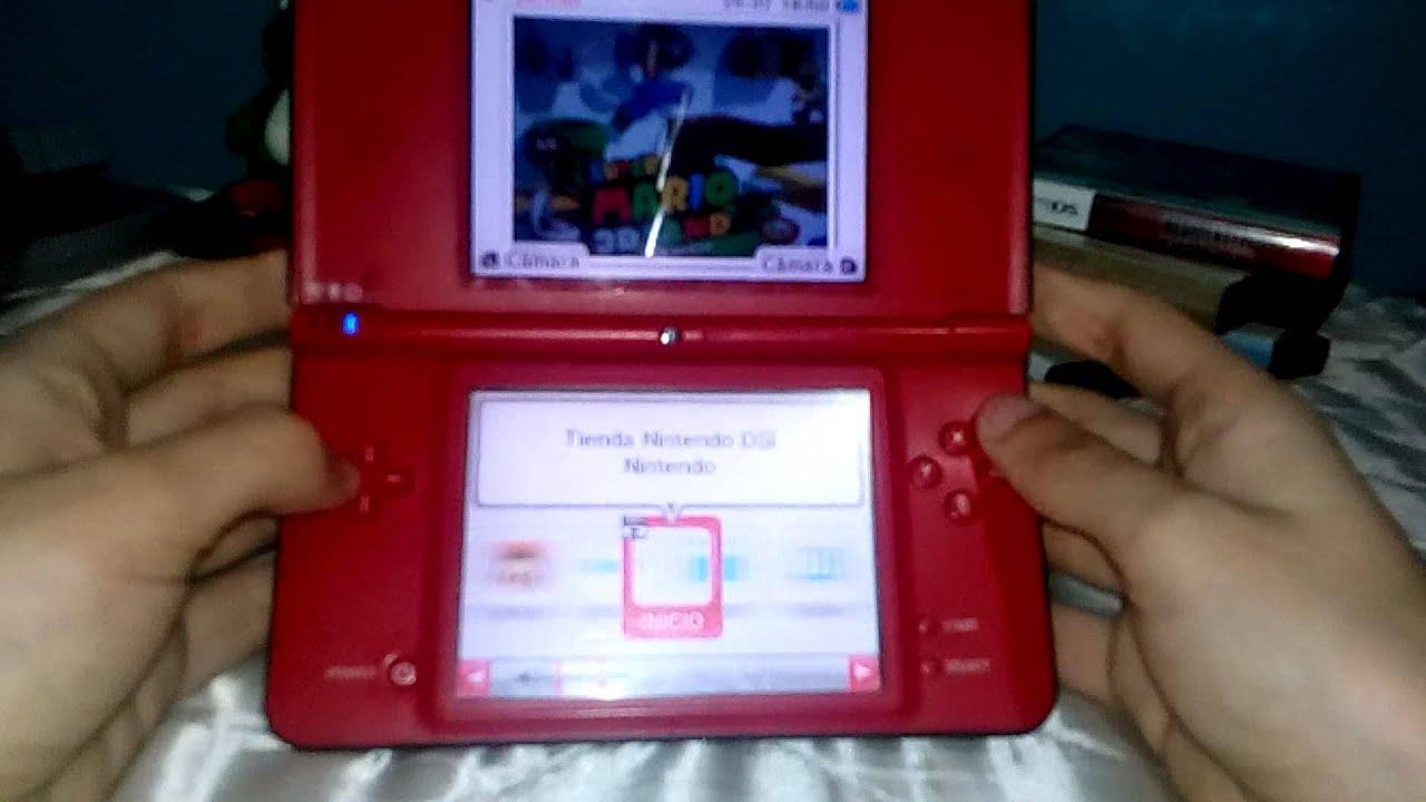 unboxing nintendo dsi xl ed mario uns jogos youtube rh youtube com Nintendo DS Nintendo 3DS XL