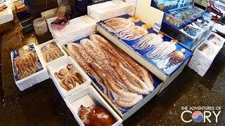 Noryangjin Fish Market - ???????? SEOUL WALK