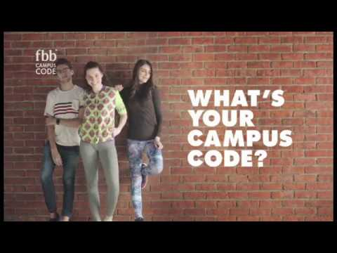 What's Your Campus Code?