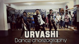 URVASHI | DANCE CHOREOGRAPHY | AMAR | YO YO HONEY SINGH |SHAHID KAPOOR-KIARA ADVANI