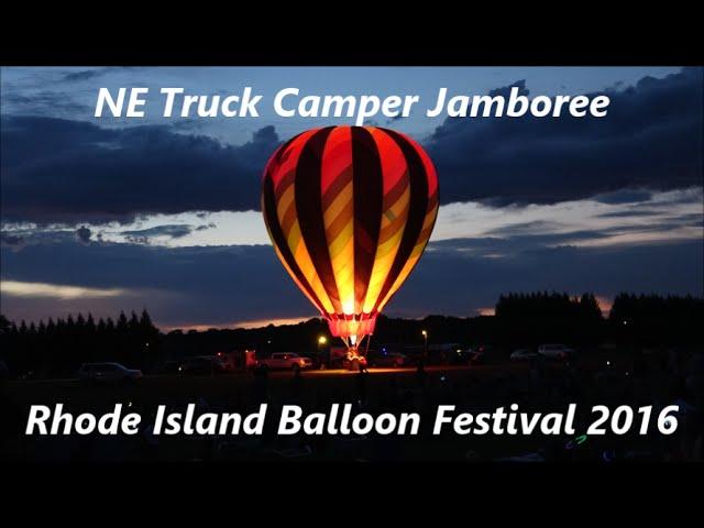 Rhode Island Balloon Festival 2016