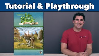 Isle of Sky Tutorial & Playthrough
