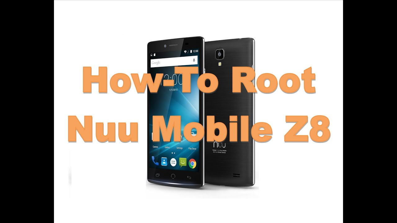 Nuu a3 root - updated August 2019