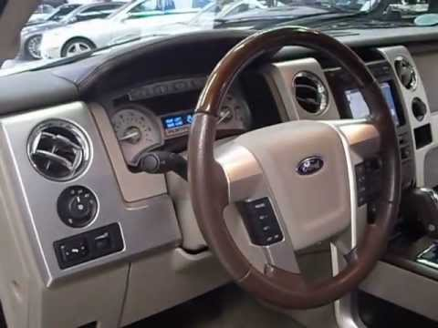 2010 ford f-150 platinum 4wd at rockwall auto direct ! - youtube