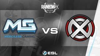 Rainbow Six Pro League - Season 2 - PC - LATAM - Merciless Gaming vs. NoX Gaming - Week 3