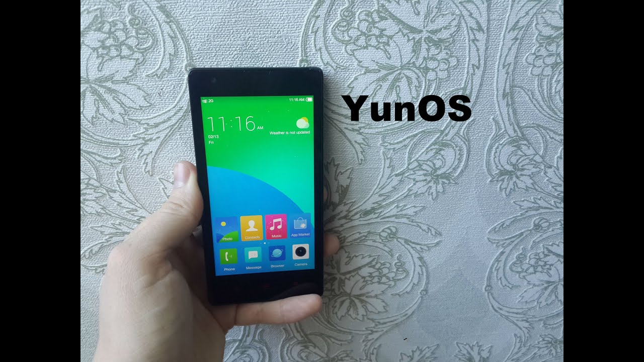 Xiaomi redmi 1s YunOS 3 0 3 review android 4 4 kitkat