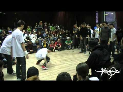 Beat Brothers New Generation VS Electric Force Prince (BreakFusion 2011 Bulgaria)