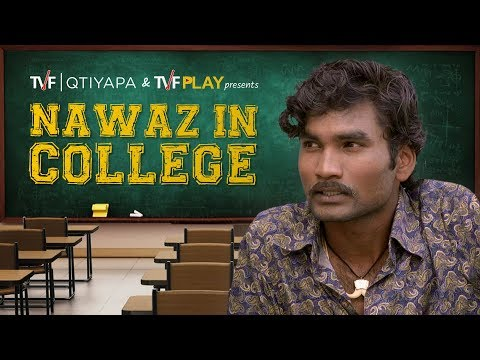 Celebrities in College: Nawazuddin Siddiqui