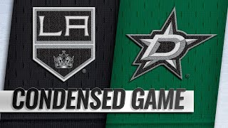 01/17/19 Condensed Game: Kings @ Dallas