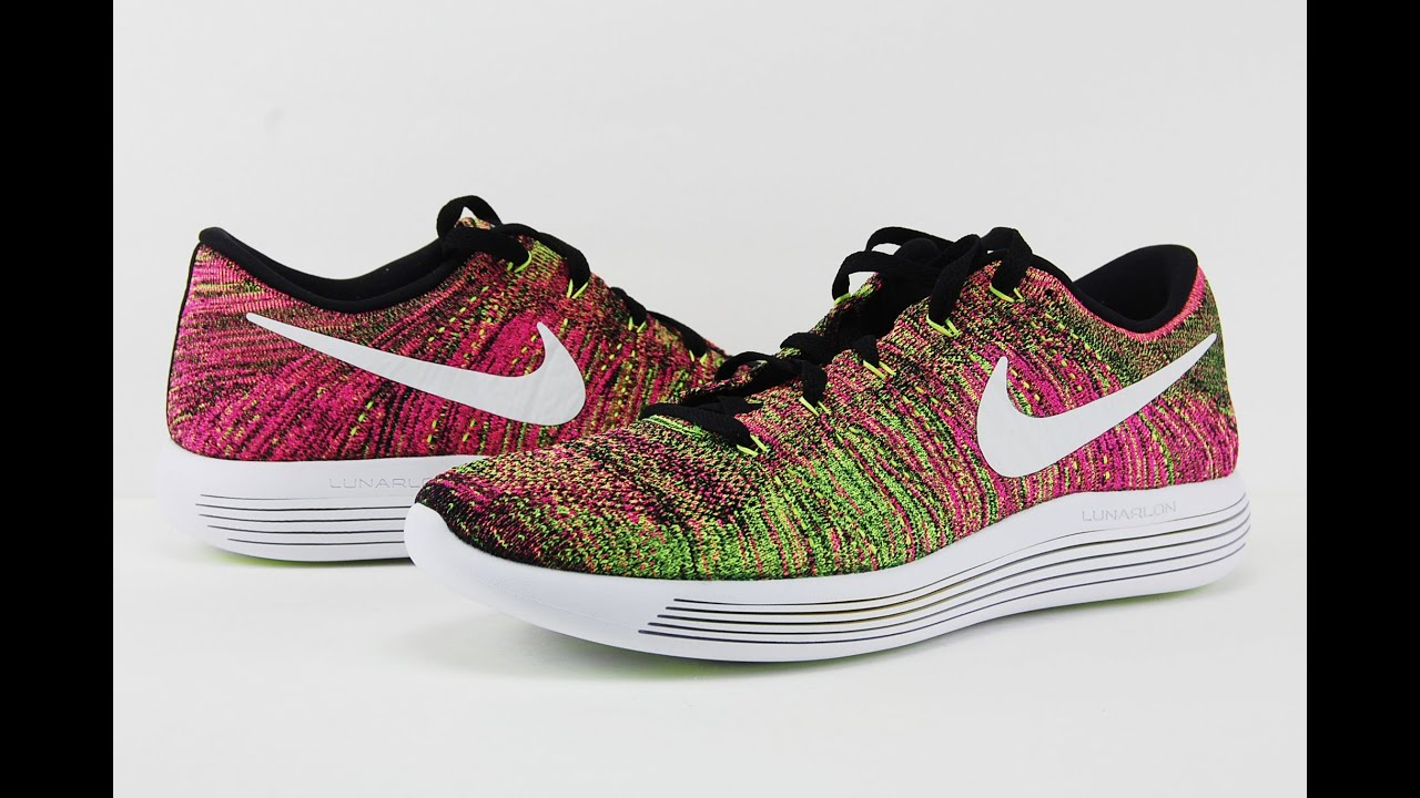 buy popular 26258 8be7b Nike LunarEpic Low Flyknit Unlimited (Multicolor) Review
