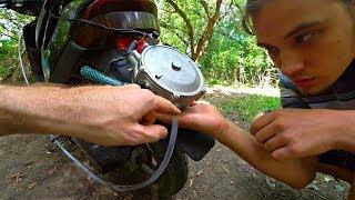 ✅Перевожу скутер на альтернативное топливо🔥🚀 Водород, бутан, пропан, метан и другой газ