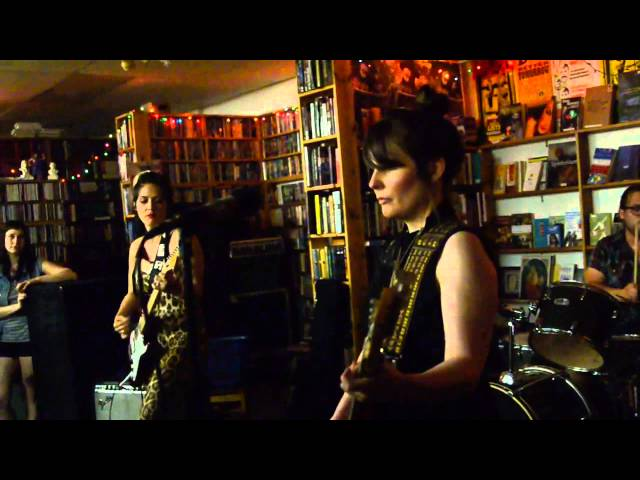 Pie Face Girls - Live At Nice Price Books 6/29/2014