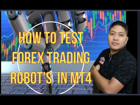 how-to-test-forex-automated-trading-ea-in-metatrader-4