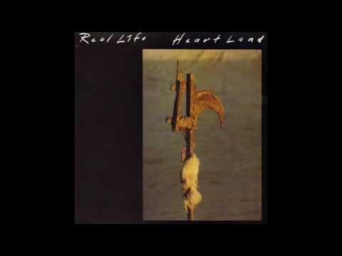 Real Life - Heart Land  /1983 LP Album