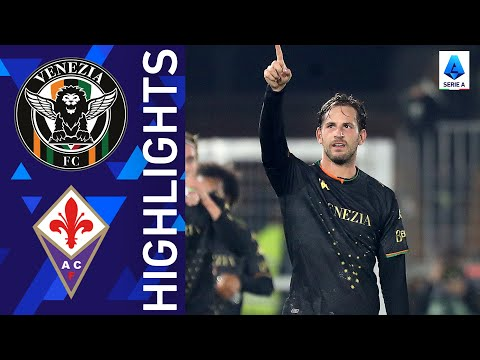 Venezia Fiorentina Goals And Highlights