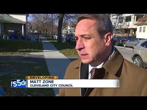 Federal agencies conduct raid  cleveland city hall
