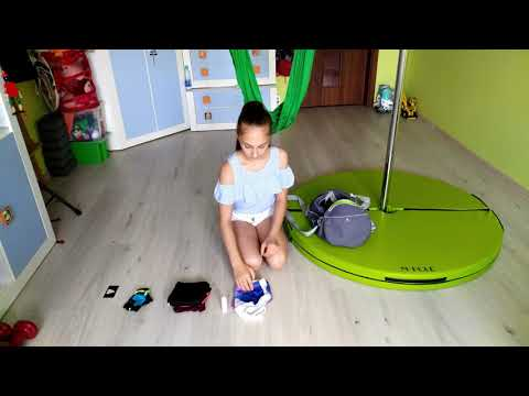 Acrobatics & Pole Dance: The things I take for training